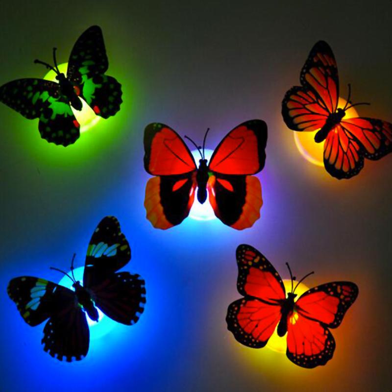 Farfalle a muro led firestars for Immagini farfalle per desktop